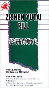 Chinese herbs improve uterine receptivity