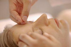 Acupuncture regulates the immune system